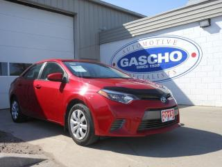 Used 2015 Toyota Corolla LE|Bluetooth|Heated Seats|Backup Cam for sale in Kitchener, ON