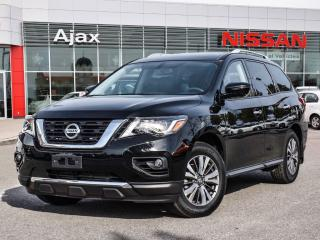 Used 2017 Nissan Pathfinder SL V6 4x4 at Leather*Navigation*Bluetooth for sale in Ajax, ON