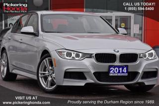 Used 2014 BMW 335i Sedan for sale in Pickering, ON