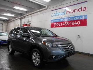 Used 2013 Honda CR-V EX HEATED FRONT CLOTH BUCKET SEATS for sale in Halifax, NS