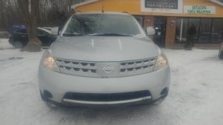 Used 2007 Nissan Murano SE for sale in Barrie, ON