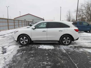 Used 2014 Acura MDX  AWD for sale in Cayuga, ON