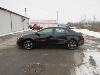Used 2016 Toyota Corolla S FWD for sale in Cayuga, ON