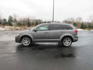Used 2012 Dodge Journey Crew FWD for sale in Cayuga, ON