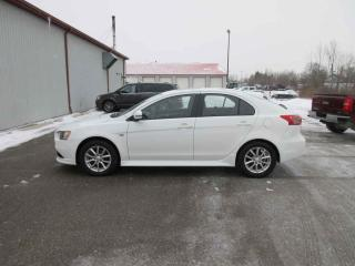 Used 2015 Mitsubishi LANCER SPORTBACK LIMITED FWD for sale in Cayuga, ON