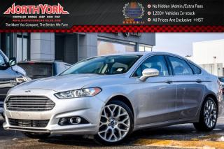 Used 2013 Ford Fusion Titanium AWD|Sunroof|Nav|R.Start|Leather|Backup Cam|19