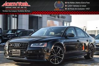 Used 2018 Audi S8 Quattro|Arras Red Pkgs|Sunroof|Night Vision|Nav|21