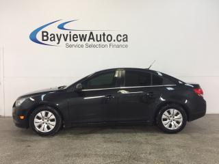 Used 2014 Chevrolet Cruze - TURBO|REM STRT|REV CAM|CRUISE|MY LINK! for sale in Belleville, ON