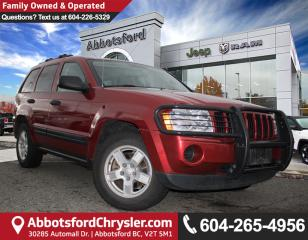 Used 2006 Jeep Grand Cherokee Laredo *WHOLESALE DIRECT* for sale in Abbotsford, BC