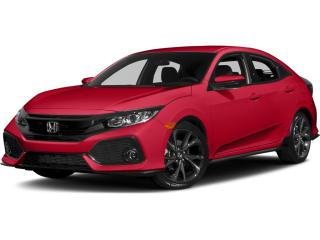 Used 2017 Honda Civic Sport Demonstrator Clearance! for sale in Waterloo, ON