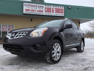 Used 2011 Nissan Rogue SV for sale in Bolton, ON