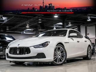 Used 2014 Maserati Ghibli S Q4|CARBON FIBER|NAVI|BACK UP for sale in North York, ON