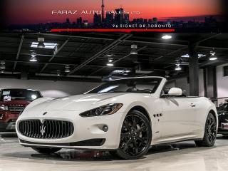 Used 2013 Maserati GranTurismo S|4.7L|CONVERTIBLE|NAVI for sale in North York, ON
