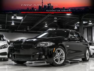 Used 2014 BMW 528 i M-SPORT|NAVI|360CAM|X-DRIVE|LOADED for sale in North York, ON