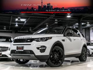 Used 2017 Land Rover Discovery SPORT|HSE LUXURY|NAVI|360CAM|COOLED SEATS for sale in North York, ON