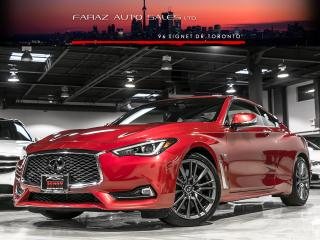 Used 2017 Infiniti Q60 ***SOLD***3.0T RED SPORT 400 AWD|FULLY LOADED for sale in North York, ON