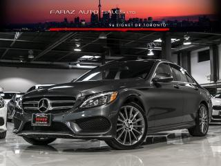 Used 2015 Mercedes-Benz C-Class C400 AMG|BURMESTER|BLINDSPOT|NAVI|LED|REAR CAM|LOADED for sale in North York, ON