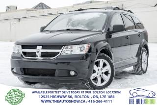 Used 2010 Dodge Journey SXT BLUETOOTH SUNROOF REAR CAMERA XM RADIO for sale in Caledon, ON