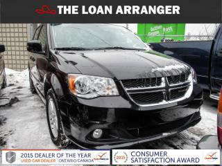 Used 2017 Dodge Grand Caravan Crew for sale in Barrie, ON