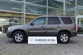 Used 2005 Mazda Tribute 4WD GT V6 at Low Kms! One Owner! for sale in Vancouver, BC