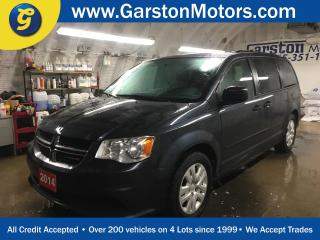 Used 2014 Dodge Grand Caravan SXT*DUAL ROW STOW N GO*POWER FRONT WINDOWS/LOCKS/HEATED MIRRORS*TRI ZONE CLIMATE CONTROL w/REAR AIR CONTROL*ECON MODE* for sale in Cambridge, ON