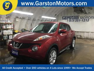 Used 2012 Nissan Juke SV*AWD*KEYLESS ENTRY*POWER WINDOWS/LOCKS/MIRRORS*CLIMATE CONTROL*CRUISE CONTROL*TRACTION CONTROL* for sale in Cambridge, ON