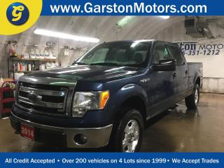 Used 2014 Ford F-150 XLT*SUPERCREW*4X4*MICROSOFT SYNC PHONE CONNECT*ALLOYS*BOX LINER*HITCH RECEIVER w/PIN CONNECTOR*KEYLESS ENTRY*POWER WINDOWS/LOCKS/MIRRORS*CRUISE CONTRO for sale in Cambridge, ON