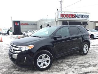 Used 2014 Ford Edge SEL - NAVI - LEATHER - PANO ROOF for sale in Oakville, ON