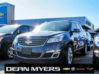 Used 2013 Chevrolet Traverse LT for sale in North York, ON
