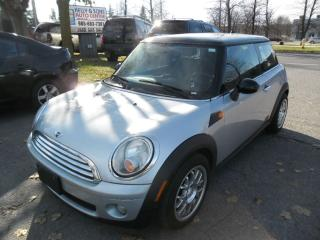Used 2008 MINI Cooper Certified + FREE 6 Month warranty for sale in Ajax, ON