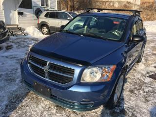 Used 2007 Dodge Caliber SXT  Safety and E -Test is Included The Price.. for sale in Scarborough, ON