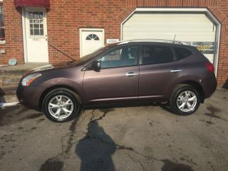 Used 2010 Nissan Rogue SL 2.5 4 cyl Heated Cloth New tires and brakes for sale in Bowmanville, ON
