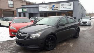 Used 2014 Chevrolet Cruze 2LS for sale in Etobicoke, ON