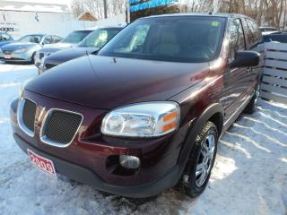 Used 2009 Pontiac Montana for sale in Brantford, ON