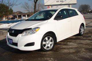 Used 2010 Toyota Matrix RS for sale in Mississauga, ON
