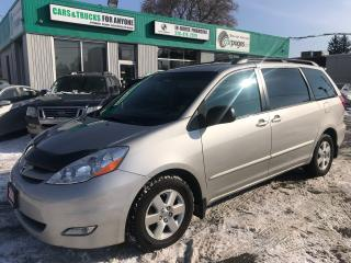 Used 2008 Toyota Sienna LE l 8 Pass l Leather l DVD for sale in Waterloo, ON