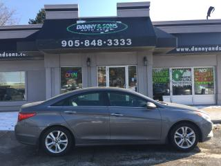 Used 2012 Hyundai Sonata LIMITED for sale in Mississauga, ON