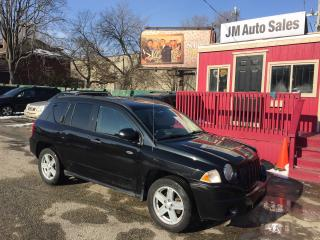 Used 2008 Jeep Compass Sport for sale in Toronto, ON
