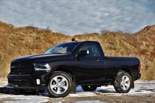 Used 2015 RAM 1500 ST Sport Package for sale in Estevan, SK