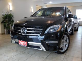 Used 2015 Mercedes-Benz ML-Class ML350 BlueTEC for sale in Toronto, ON