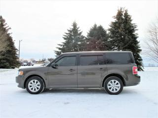 Used 2011 Ford Flex SE- 3rd Row Seat for sale in Thornton, ON