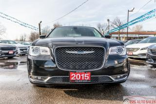 Used 2015 Chrysler 300 TOURING/AWD/PANORAMA ROOF/NAVI/LEATHER/NO ACCIDENT for sale in Brampton, ON