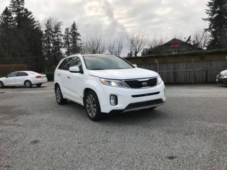 Used 2015 Kia Sorento SX for sale in Surrey, BC