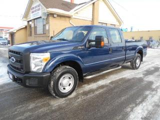 Used 2011 Ford F-250 XL Super Duty Crew Cab 8Ft Box ONLY 19,000KMs for sale in Etobicoke, ON
