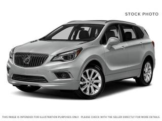 New 2018 Buick Envision for sale in Lethbridge, AB