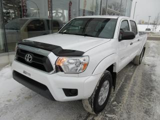 Used 2015 Toyota Tacoma 4X4 SR5 DOUBLE CAB for sale in Sainte-therese, QC