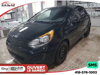 Used 2015 Kia Rio LX for sale in Quebec, QC