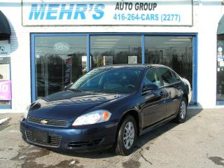 Used 2010 Chevrolet Impala 3.9L Loaded No Accident for sale in Scarborough, ON