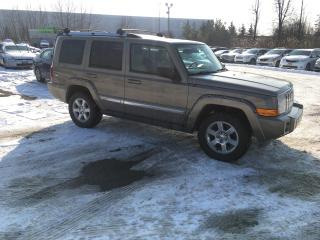 Used 2006 Jeep Commander Limited  for sale in Pickering, ON