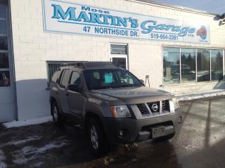Used 2007 Nissan Xterra SE for sale in St Jacobs, ON